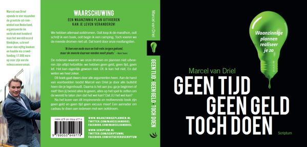 Geen geld Geen tijd Toch doen - Marcel van Driel