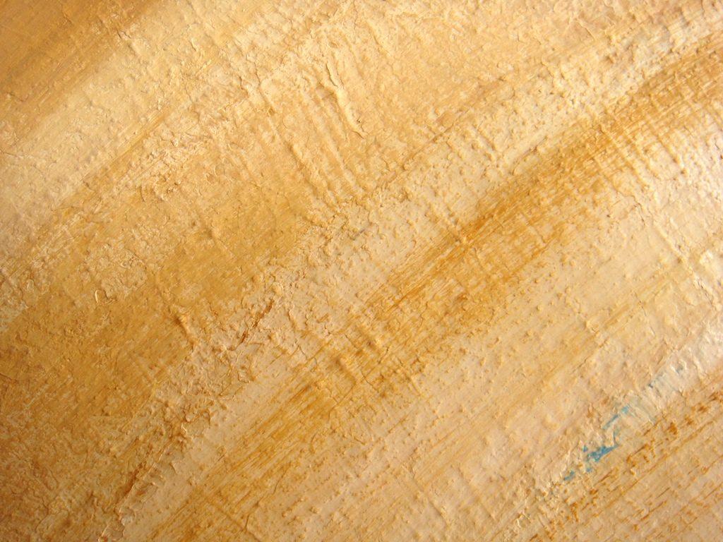 Persoonlijk schilderij laten maken - Voorbeeld: detail uit schilderij Zee van warmte - Marloes van Zoelen