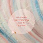 Schilderij op maat laten maken: hoe het voorbereidende gesprek gaat