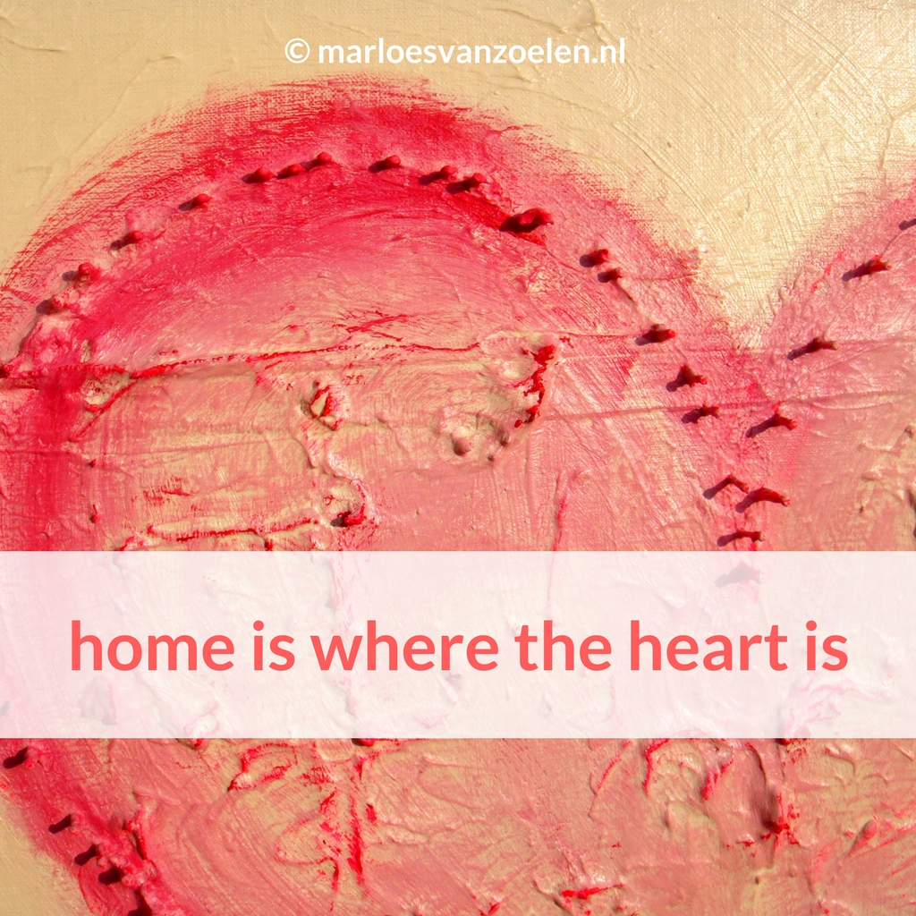 Hoe overleef je een verhuizing 7 slimme tips gratis for Wallpaper home is where the heart is