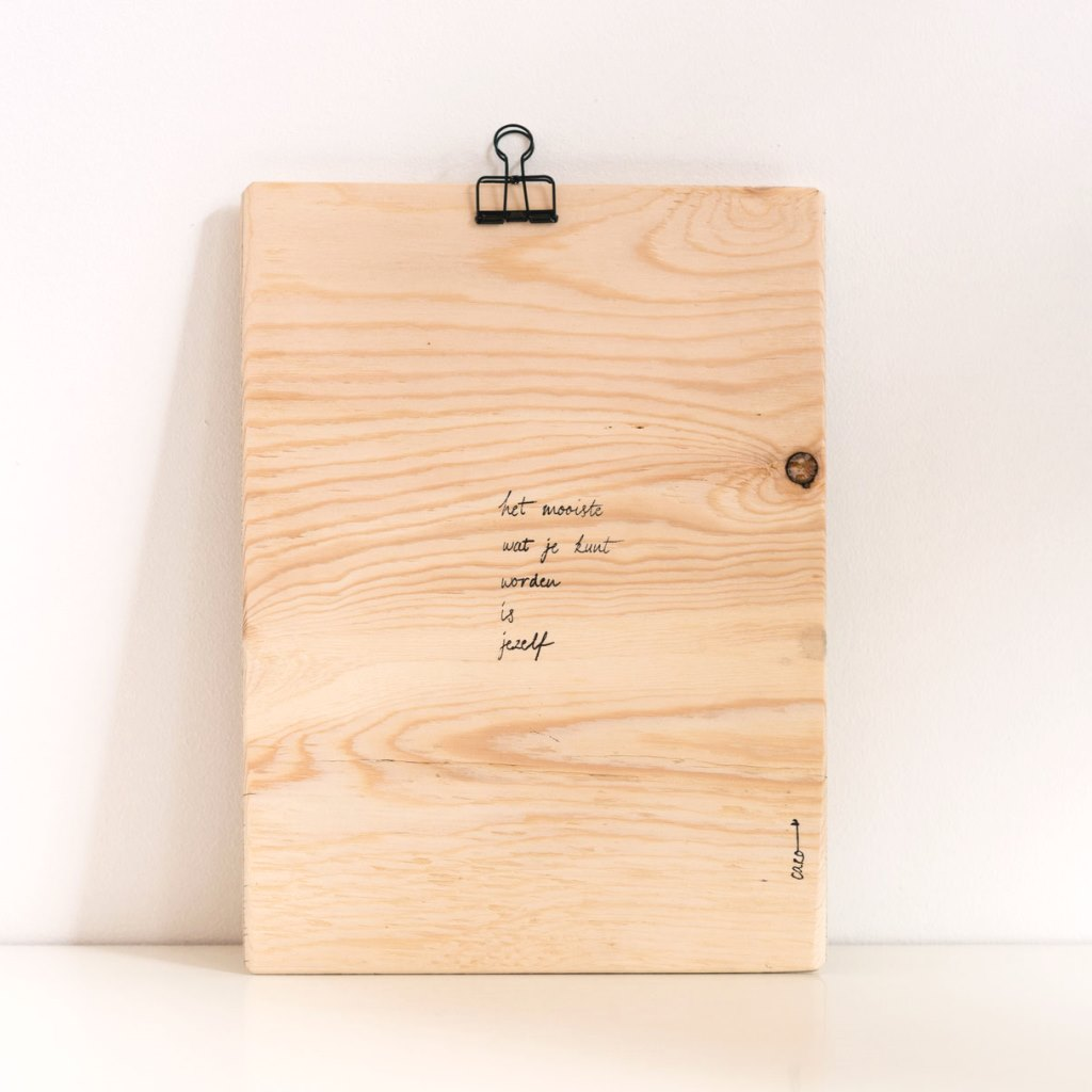 Make my day kalender - Caroline van Driel Stoffer
