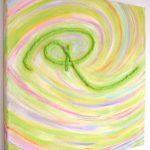 Herinneringsschilderij laten maken - Een voorbeeld - Marloes van Zoelen