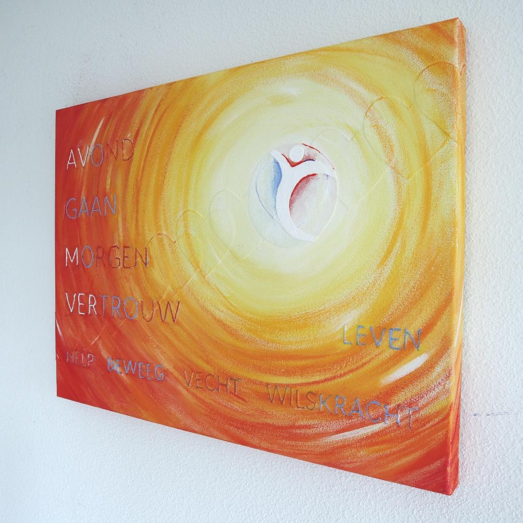 Persoonlijk cadeau laten maken - Schilderij - Marloes van Zoelen