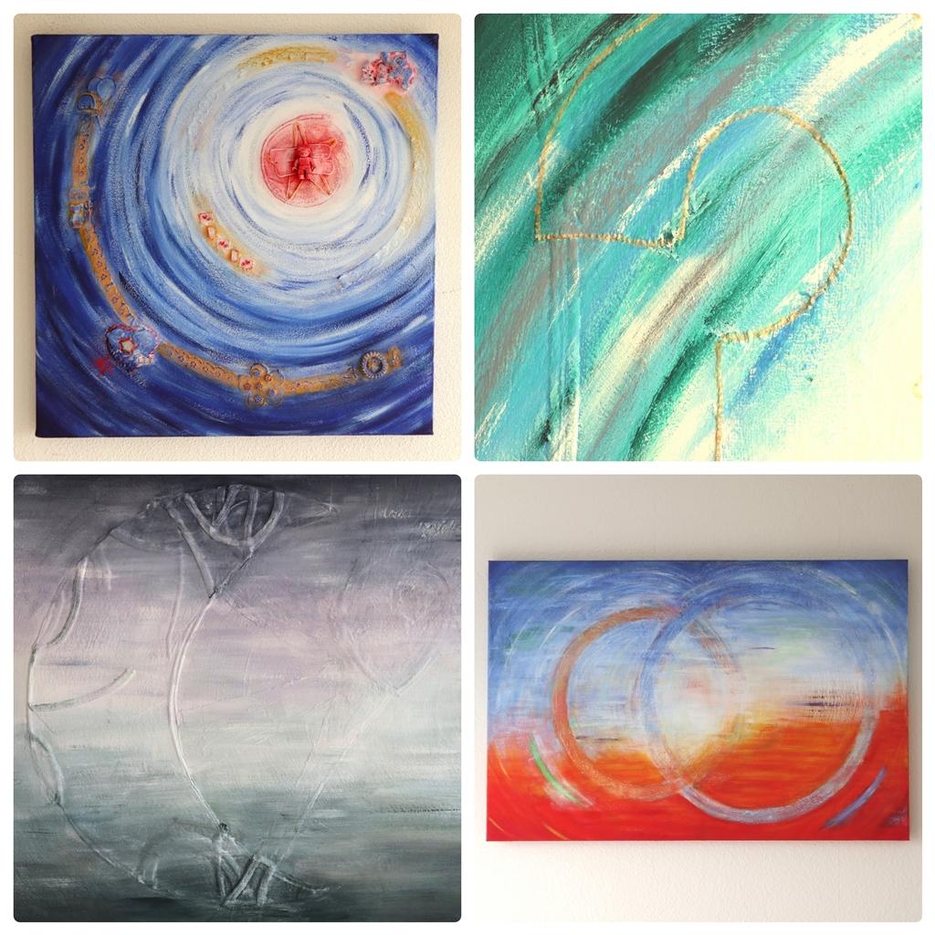 Lichtpuntjes 2019 - Overzicht schilderijen in opdracht