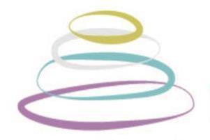 Logo - In evenwicht met Petra - Inspiratie kleuren schilderij