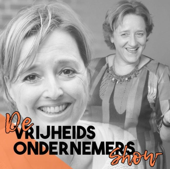 Podcast - Marloes van Zoelen in de Vrijheidsondernemers Show van Jeanet Bathoorn