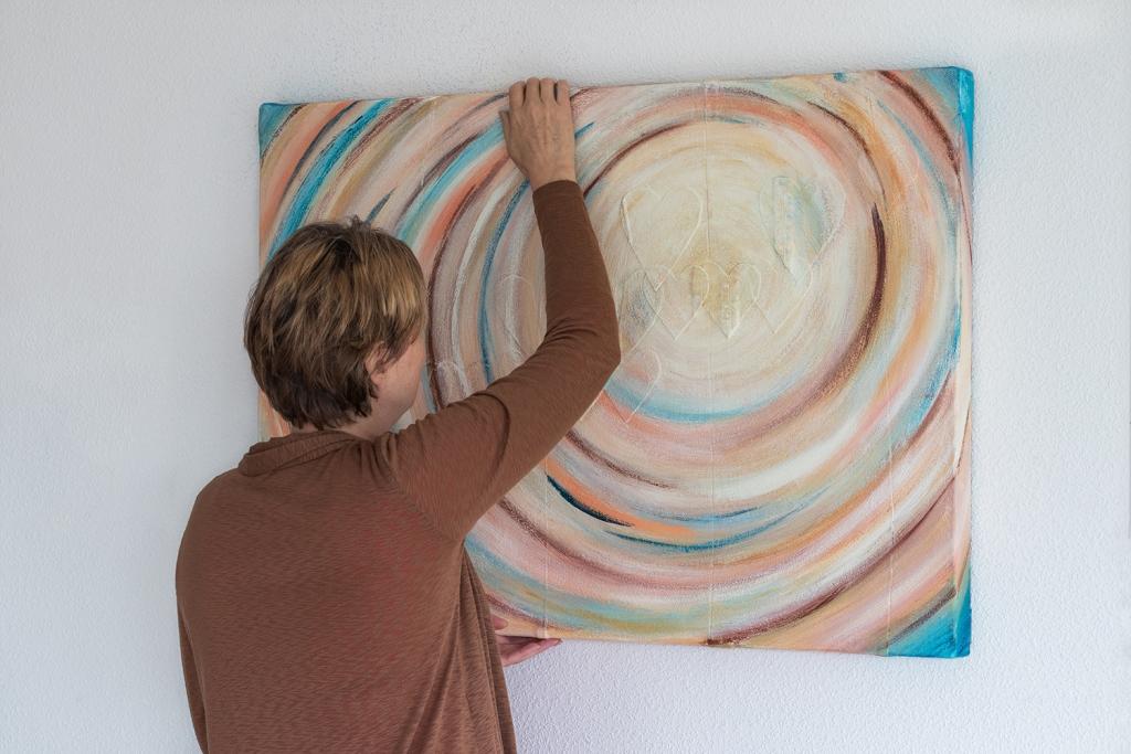 Kunst op kantoor, in je praktijk of werkruimte? Ga voor een persoonlijk schilderij op maat!