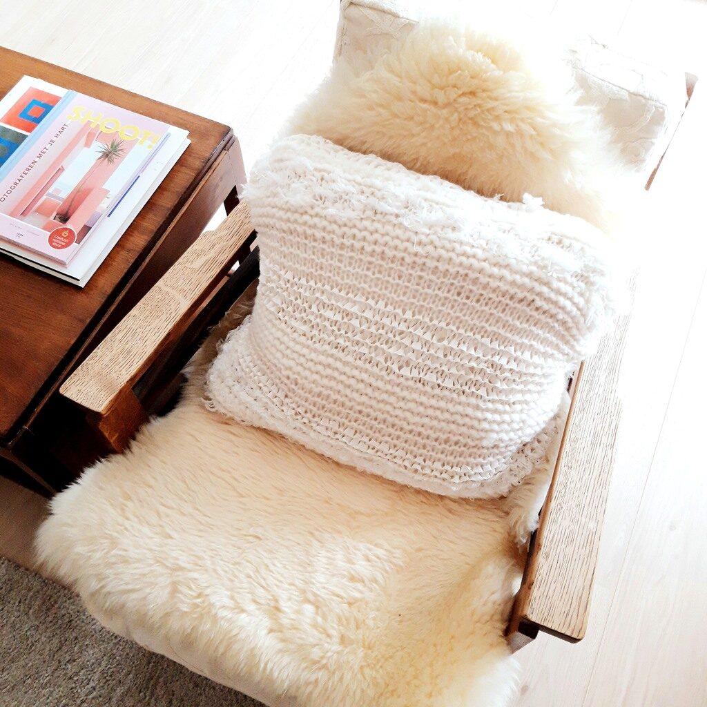 Huis persoonlijk maken - meubels met een verhaal - opa's stoel