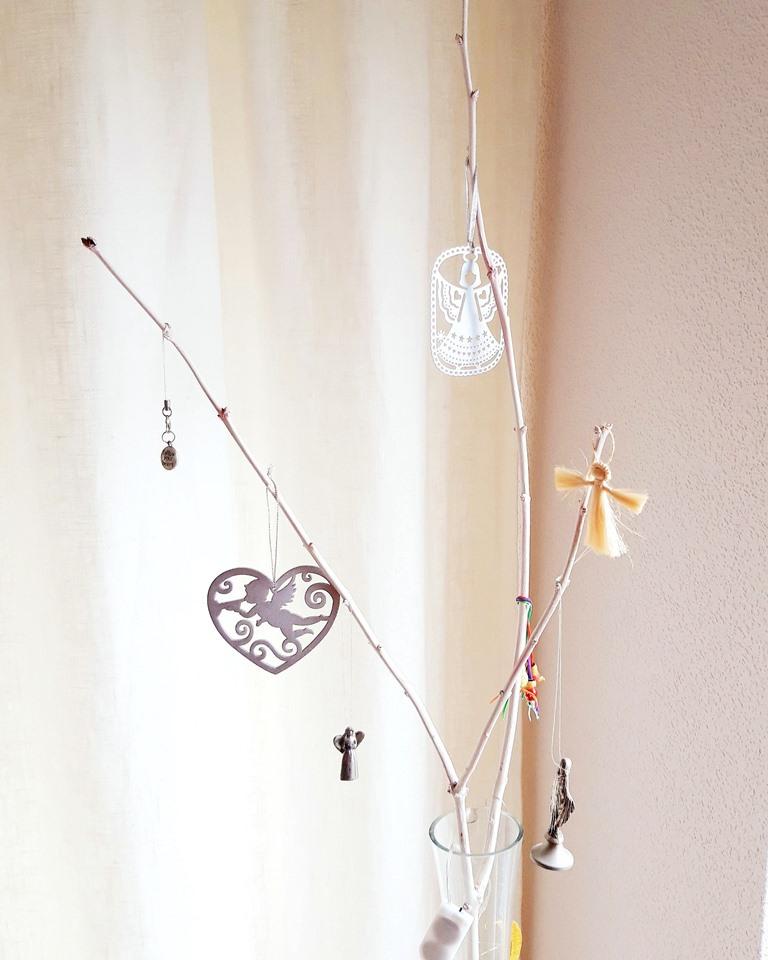Huisaltaar - engeltjesboom