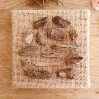 Drijfhout kunst - Zee van geluk - Marloes van Zoelen