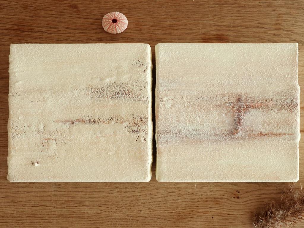 Kleine schilderijen De kracht van stilte en Stilstaan