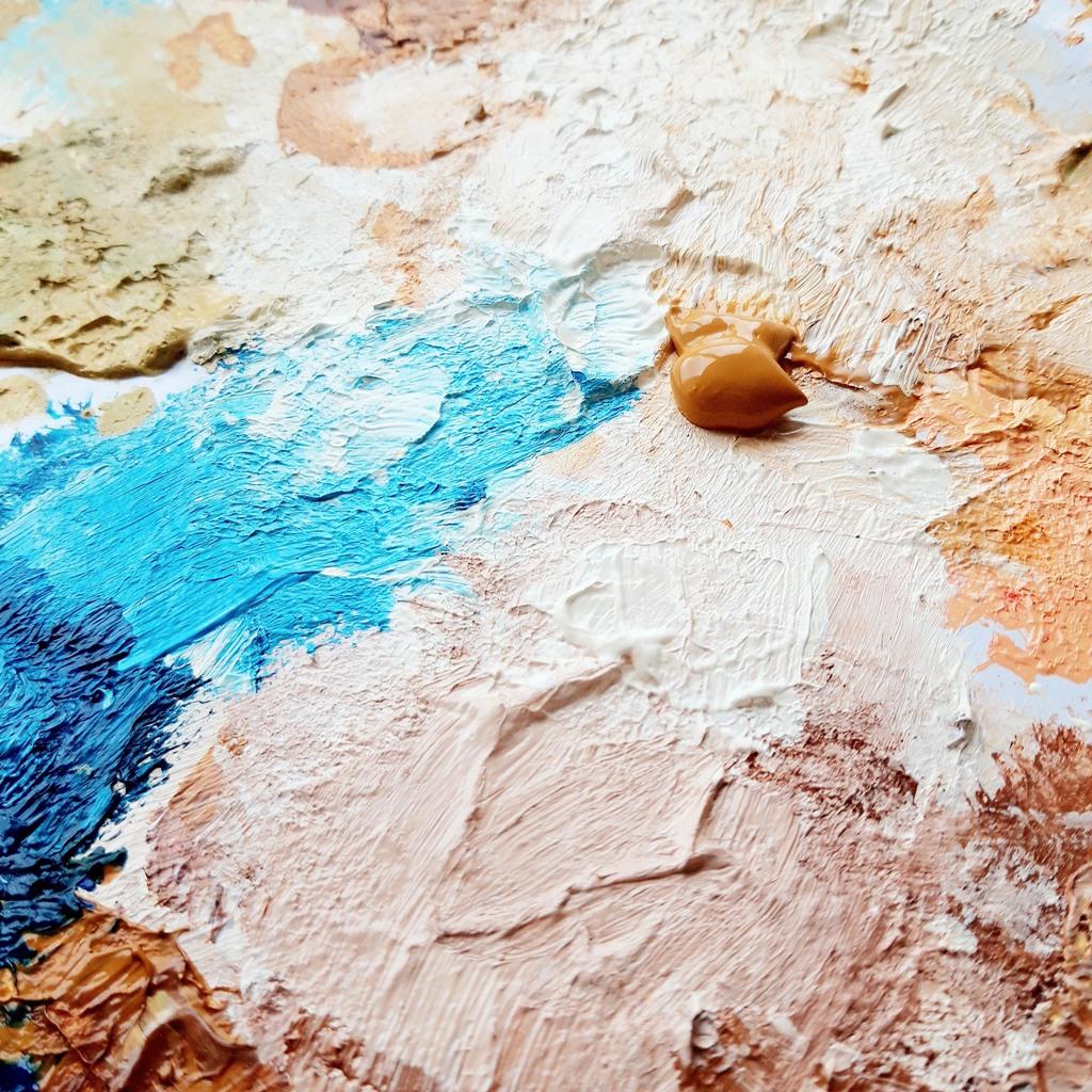 Impressie kleurenpalet - Marloes van Zoelen