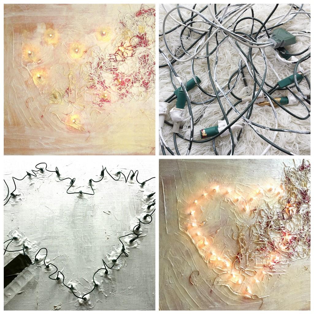 Lichtpuntje 162 Hoe ik mijn meest dierbare schilderij Verlicht hart redde
